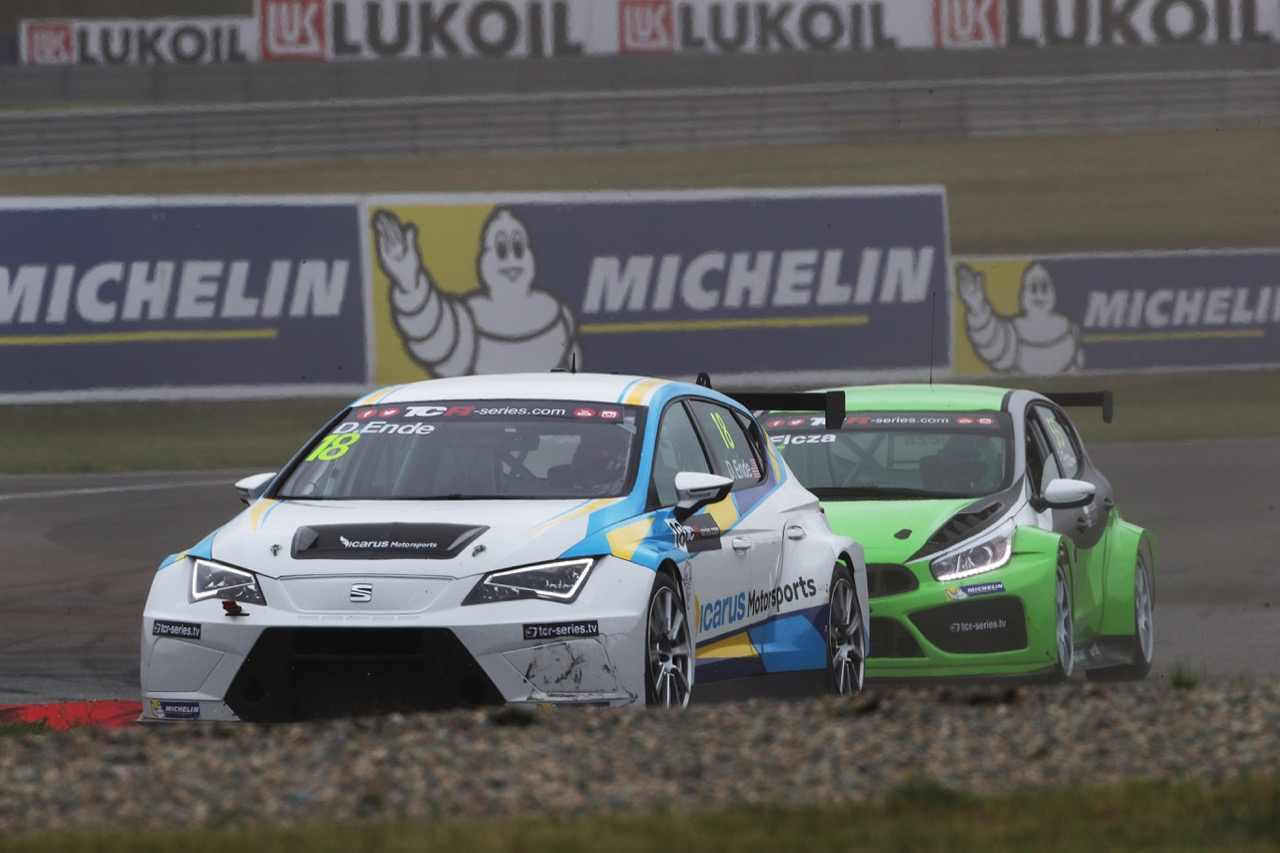 09.07.2017 - Race 1, Duncan Ende (USA) SEAT León TCR, Icarus Motorsports