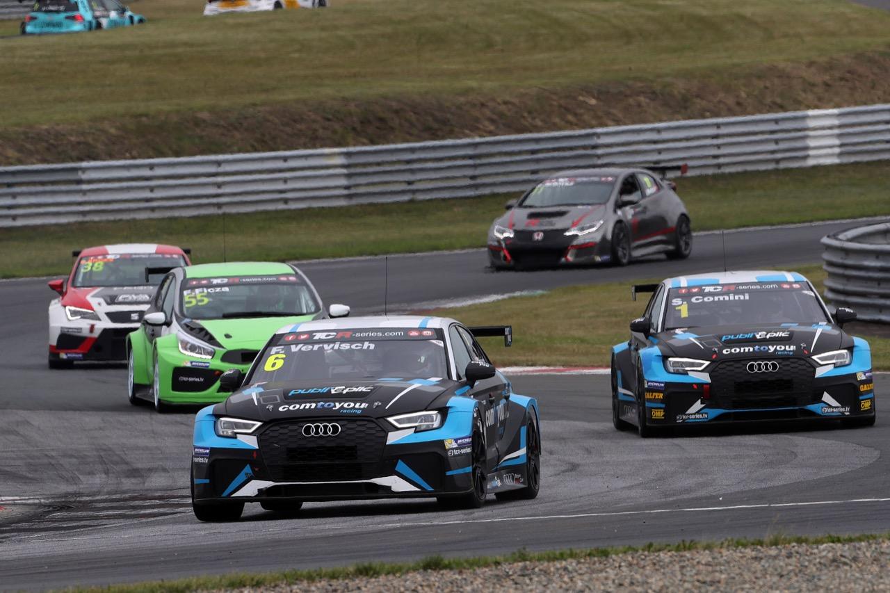 TCR International Series Oschersleben, Germany 08 - 09 07 2017