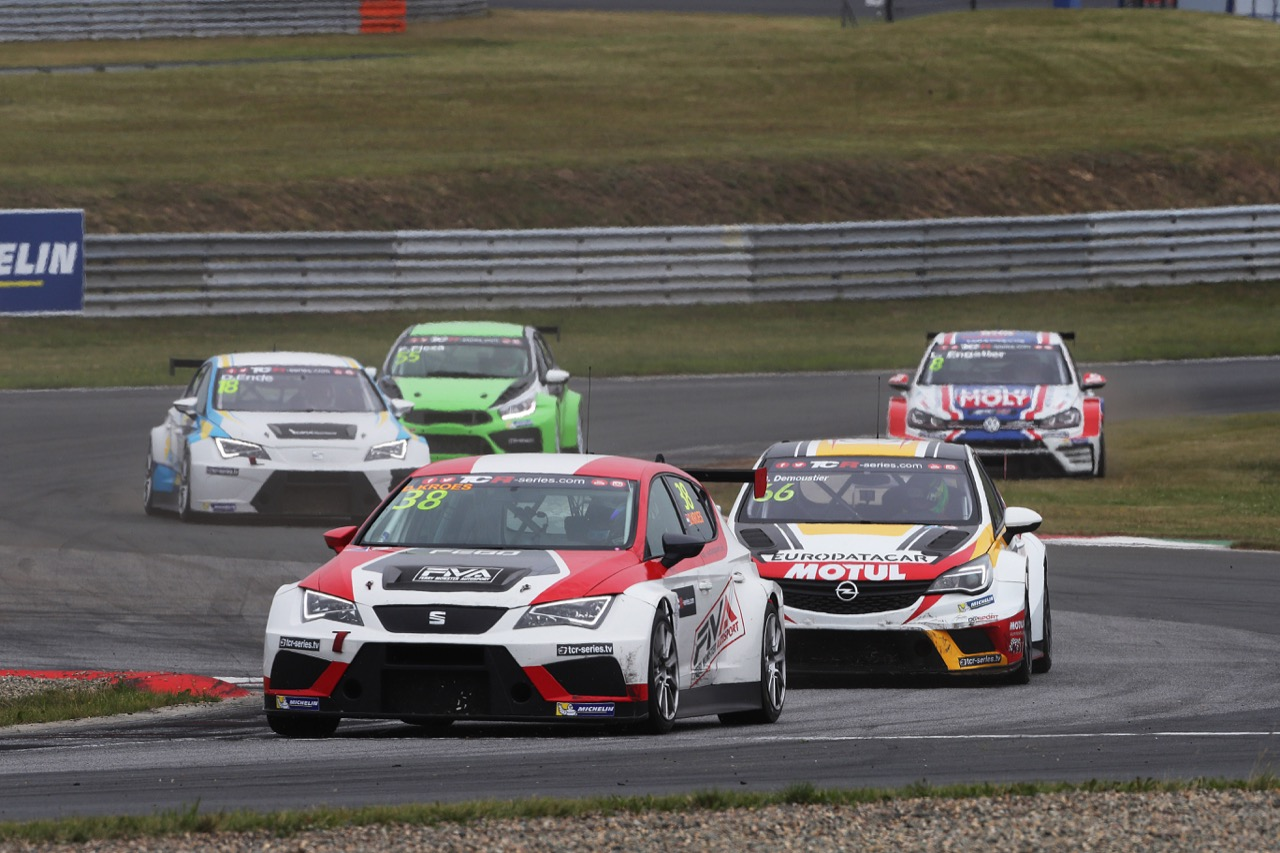 09.07.2017 - Race 2, Danny Kroes (NED) SEAT León TCR, Ferry Monster Autosport