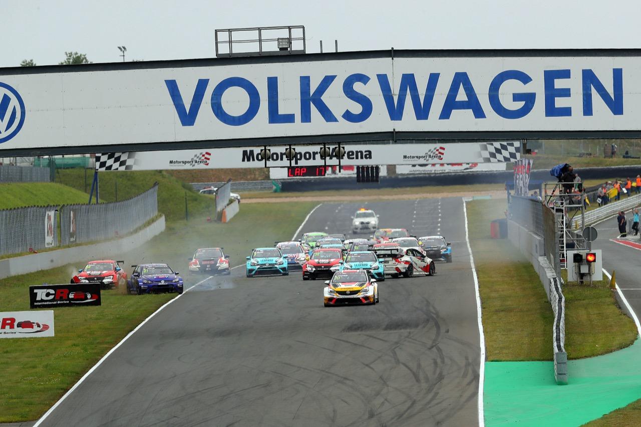 09.07.2017 - Race 2, Start of the race