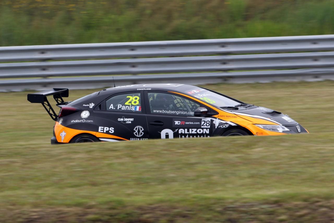 08.07.2017 - Aurélien Panis (FRA) Honda Civic Type-R TCR, Boutsen Ginion Racing