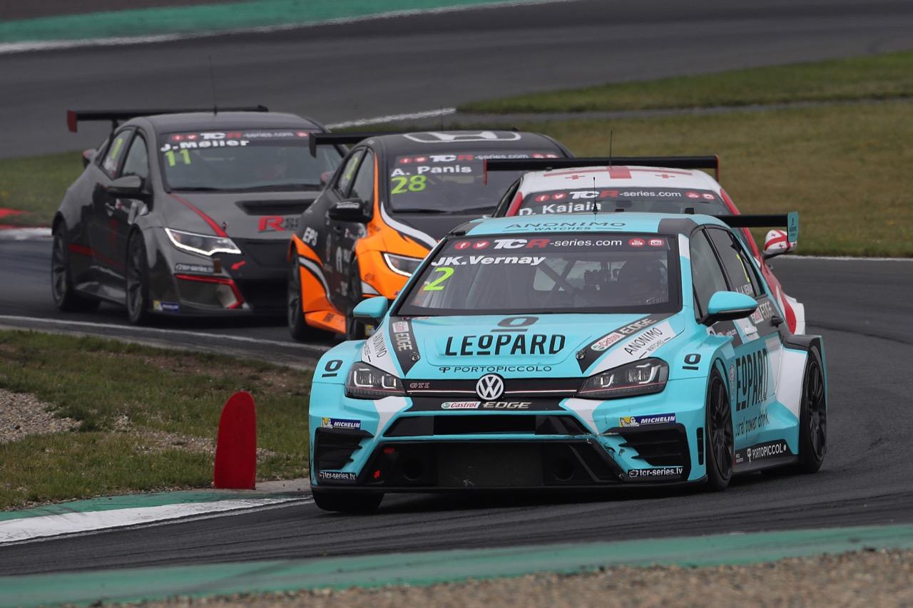 09.07.2017 - Race 1, Jean-Karl Vernay (FRA) Volkswagen Golf GTi TCR, Leopard Racing Team WRT