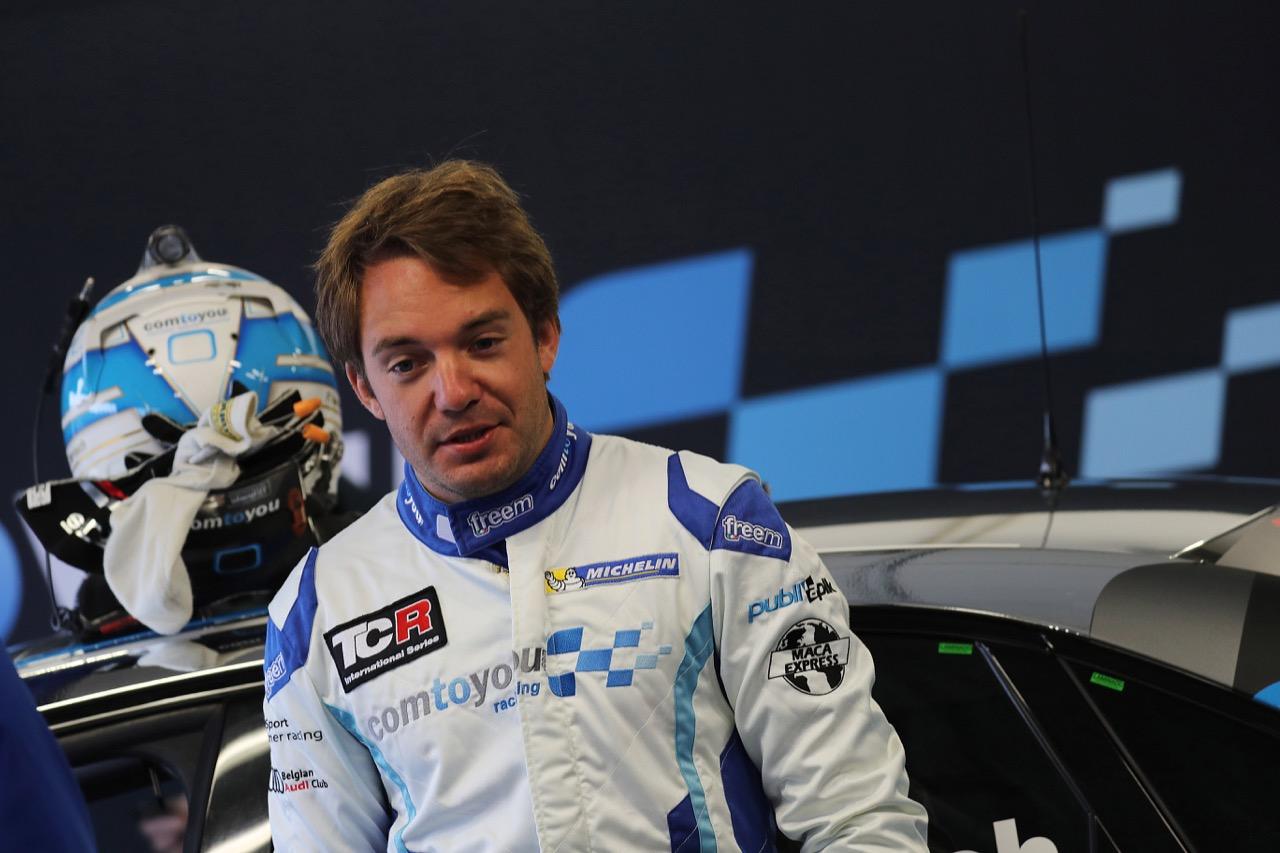 09.07.2017 - Race 1, Frédéric Vervisch (BEL) Audi RS 3 LMS TCR,Comtoyou Racing