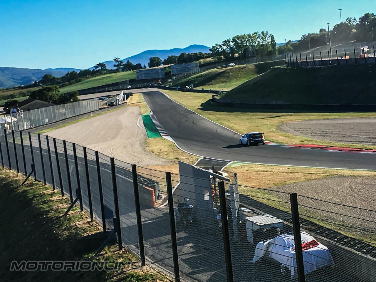 TCR Italy 2017 - Mugello - Gara