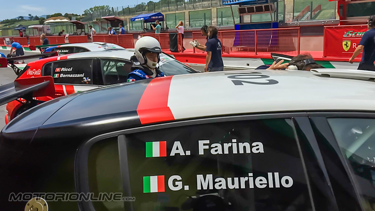 TCR Italy Mugello 2017 - Qualifiche