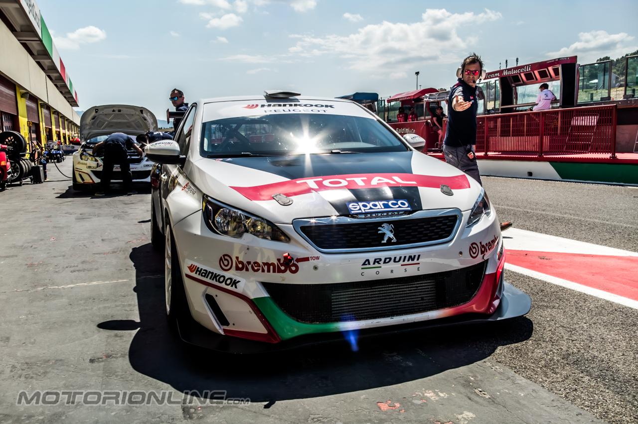TCR Italy TCT 2017 - Mugello - Prove Libere 1
