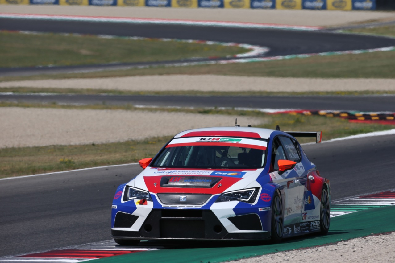 Thellung-Verrocchio (BF Racing,Seat Leon-TCR #23)