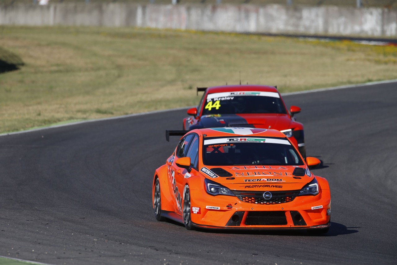 Jkevin Giacon (Opel Astra-TCR-TCR #15)