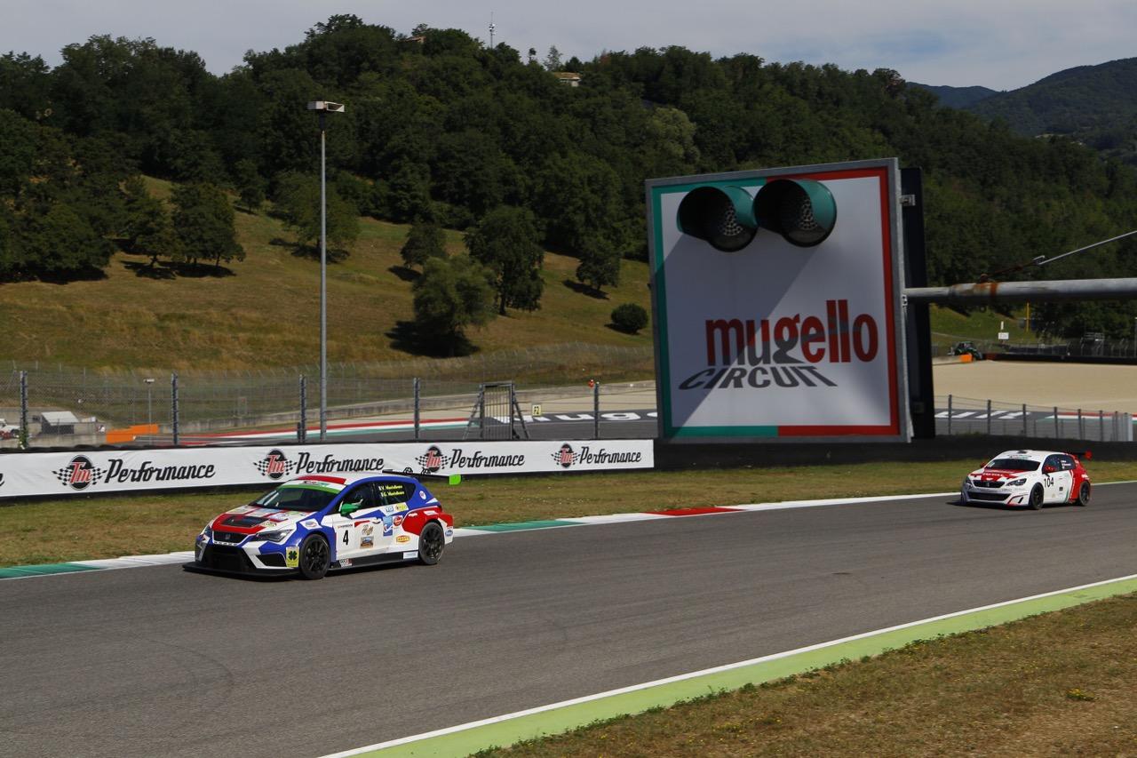 Montalbano-Montalbano (BF Racing,Seat Leon Racer-TCR #4)