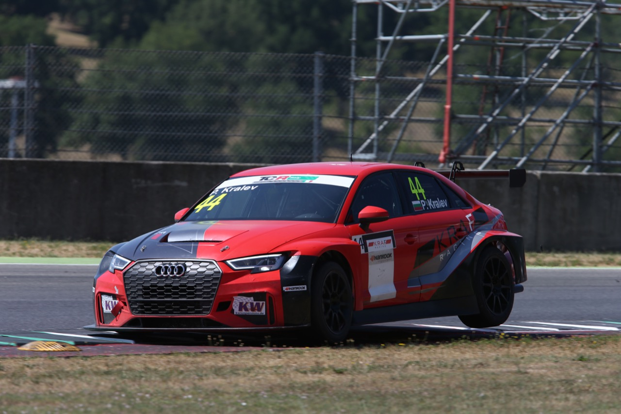 Plamen Kralev (Kraf Racing,Audi RS3 LMS-TCR #44)
