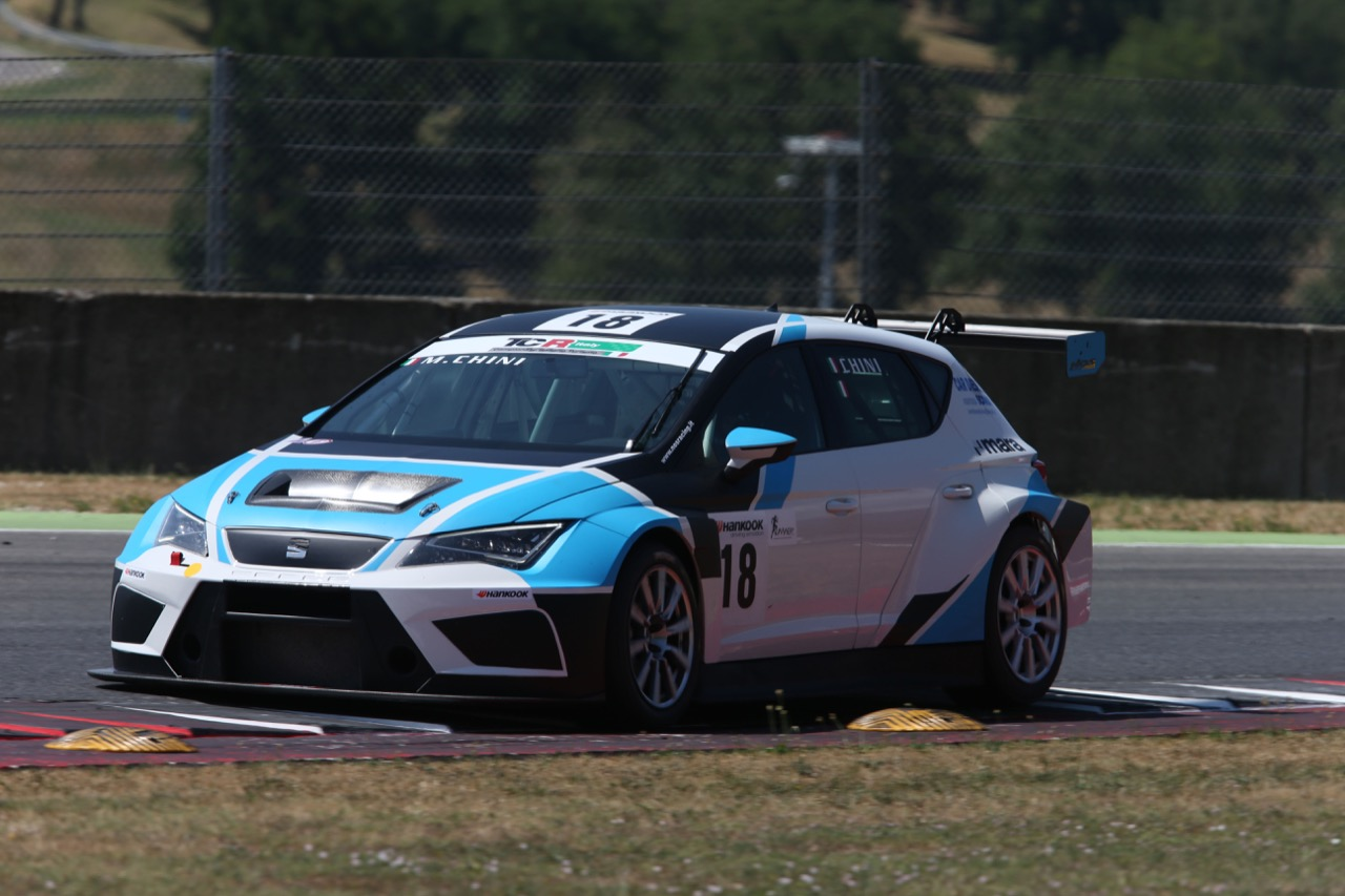 Chini-Barberini (Seat Leon Racer-TCR #18)