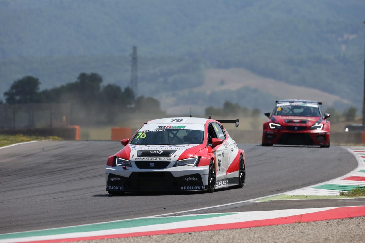 Daniele Cappellari (Seat Leon Racer-TCR #76)