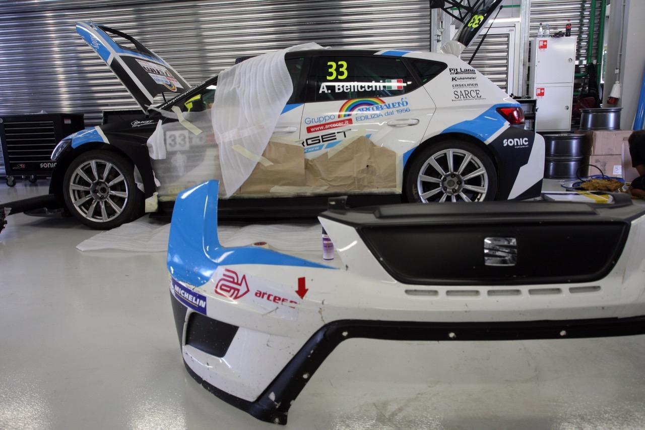 TCR series Sochi, Russia 19 - 21 06 2015