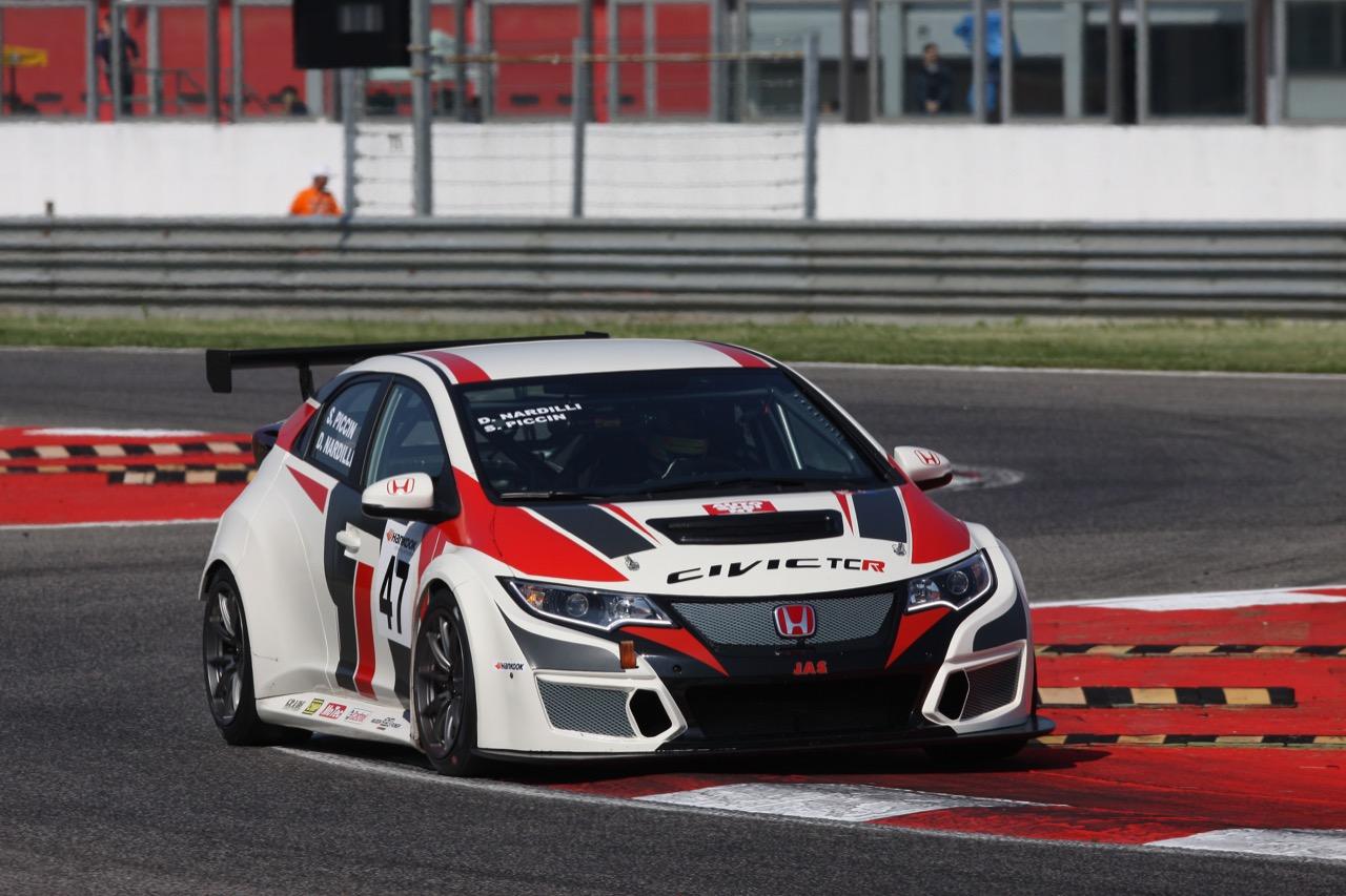 Piccin-Nardilli (MM Racing,Honda Civic-TCR #47)