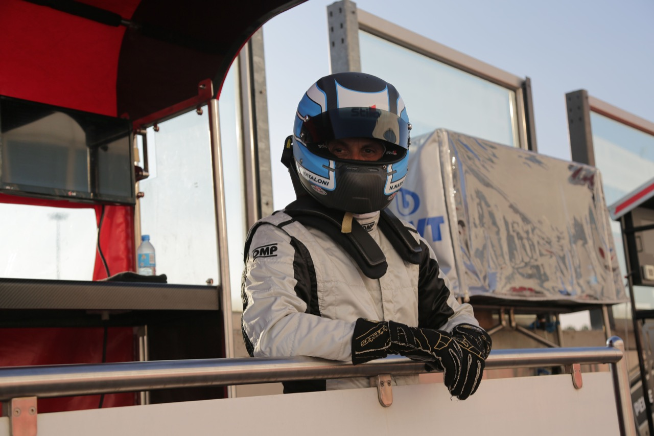 Nello Nataloni (Seat Leon Racer-TCR #18)