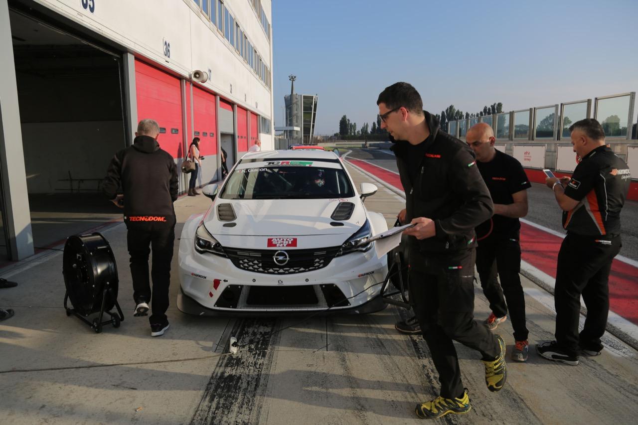 Giacon-Giacon (Opel Astra-TCR-TCR #15)