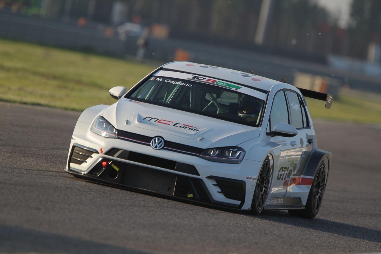 Massimiliano Gagliano (Volkswagen Golf GTI-TCR #4)