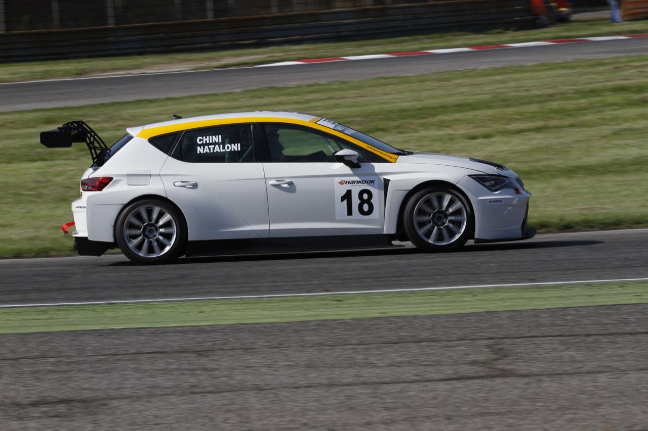 Chini-Nataloni (Seat Leon Racer-TCR #18)