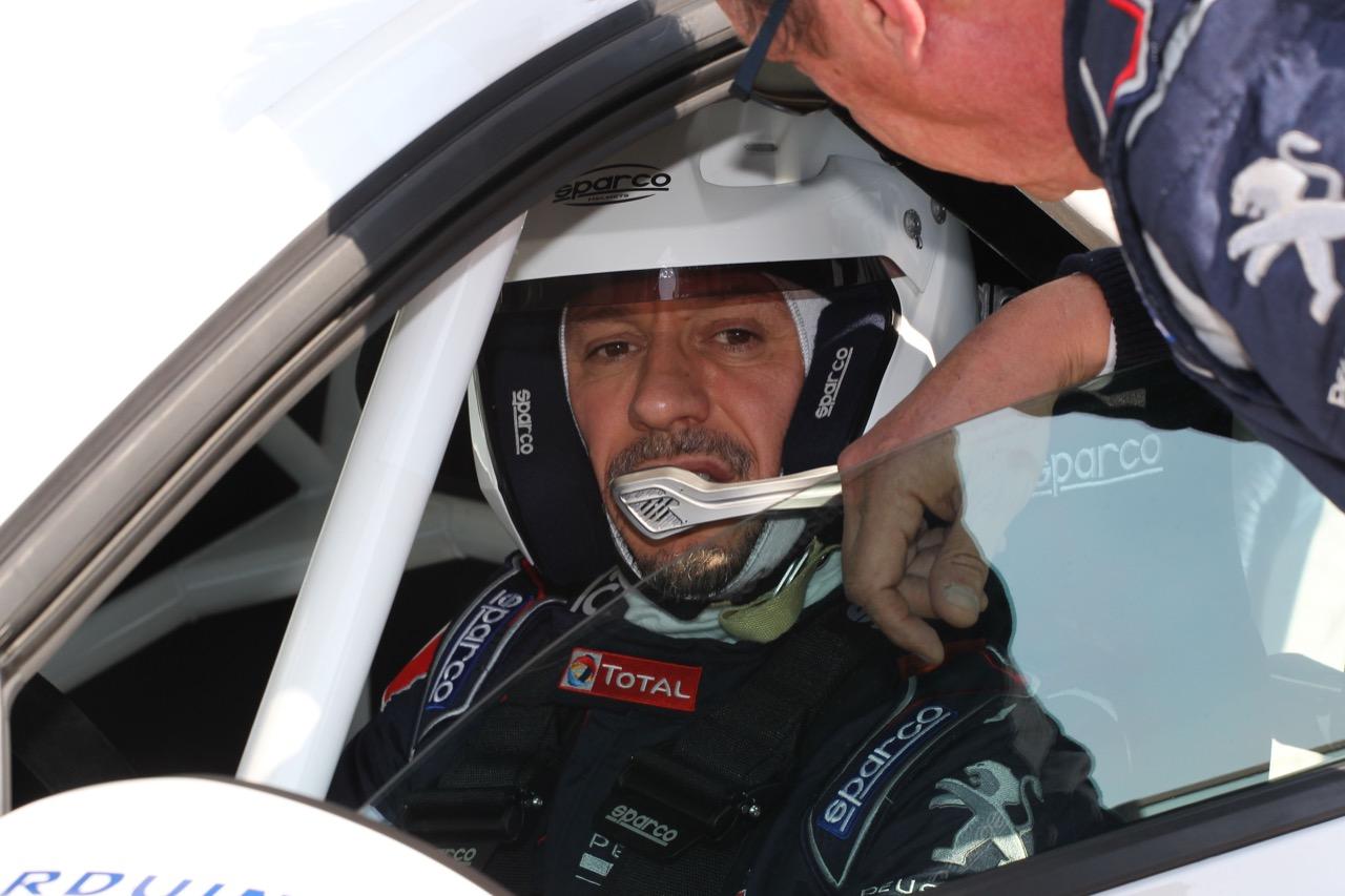 Stefano Accorsi (Arduini Corse,PeugeoT 308 MI16-TCT#103)