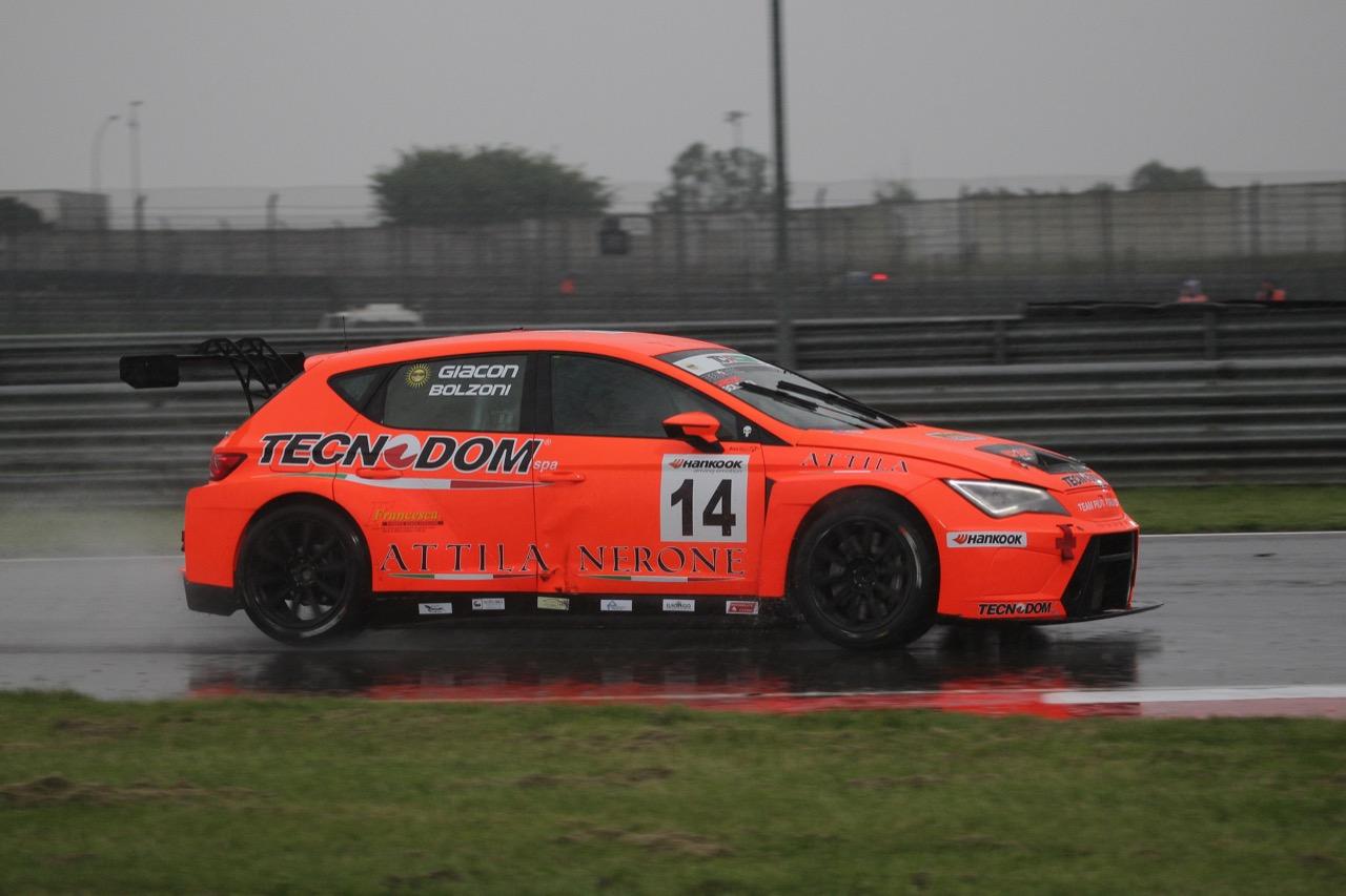 Giacon-Bolzoni (BF Racing,Seat Leon TCRr-TCR #14)