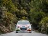 Tommaso Ciuffi e Nicol� Gonella, Peugeot, al Rallye Sanremo 2019