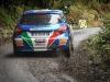 Tommaso Ciuffi e Nicolò Gonella, Peugeot, al Rallye Sanremo 2019