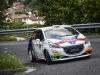 Tommaso Ciuffi e Nicol� Gonella, Peugeot Italia - Rally Friuli Venezia Giulia 2019