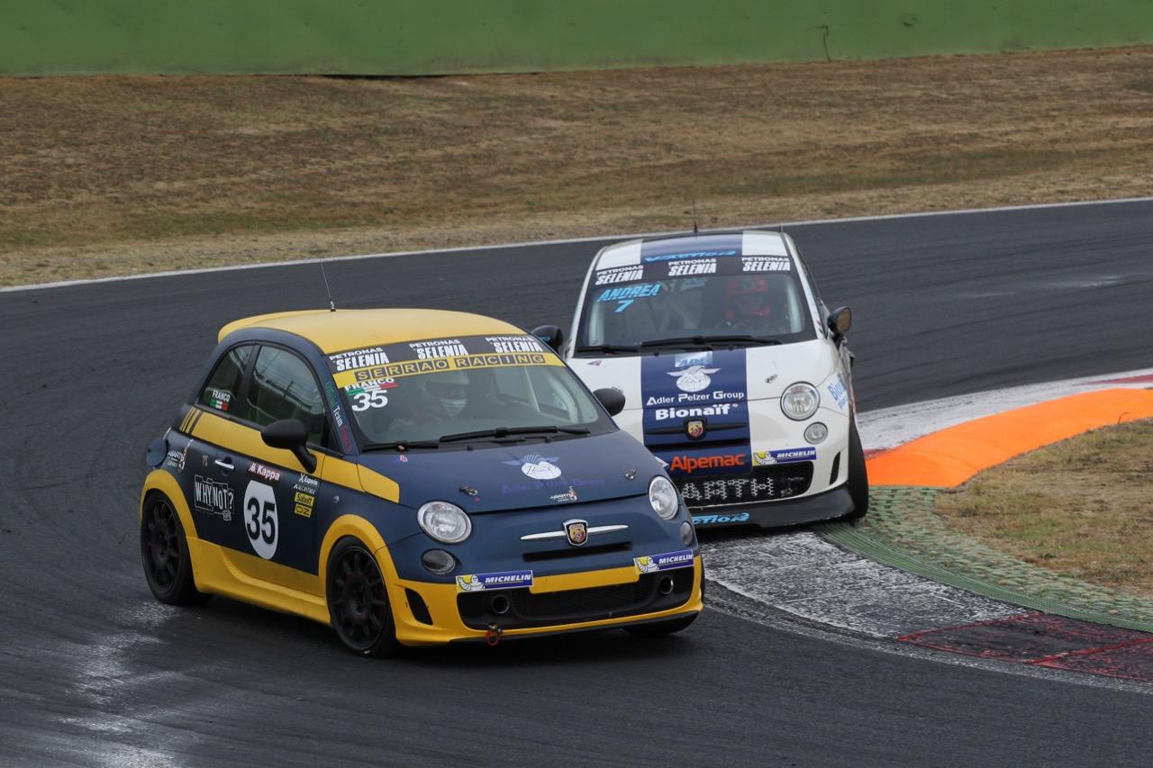 Trofeo Abarth Selenia Vallelunga (ITA) 24-25 06 2017