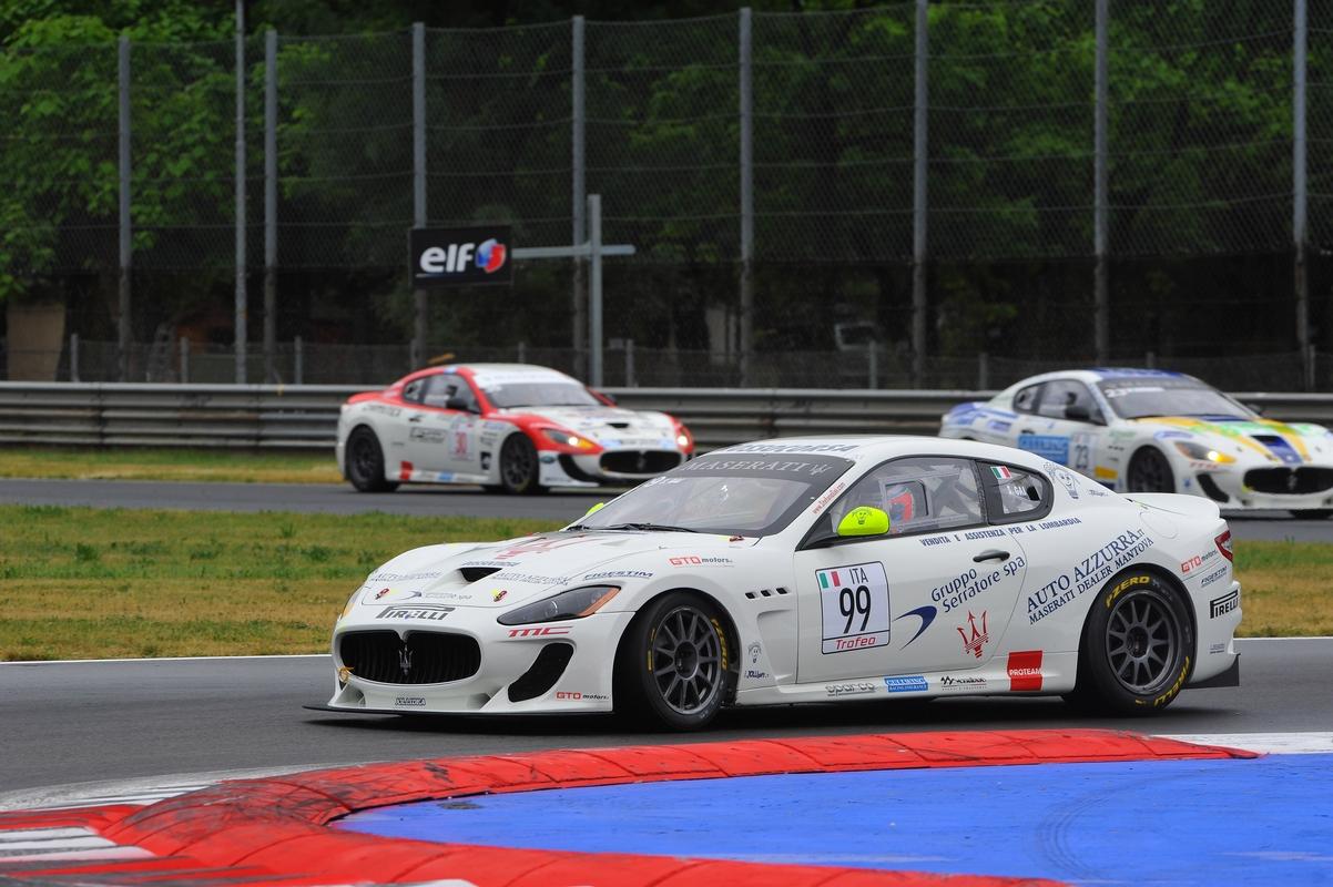 Trofeo Maserati - Monza - 2011