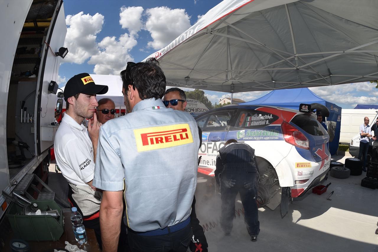 Andrea Dalmazzini (ITA) - Ford Fiesta R/R5, X Race Sport