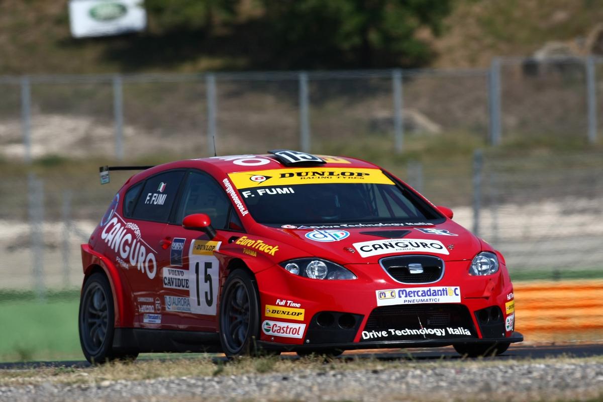 Trofeo Seat Leon Supercopa Vallelunga - 2011