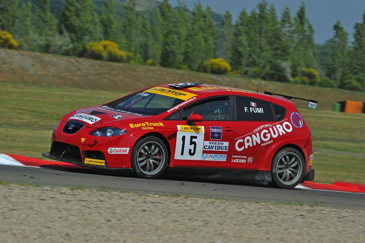 Trofeo Seat Leon Supercopa - Varano - 2011