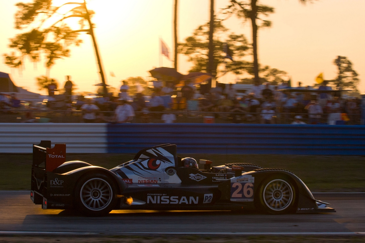 USA RACE - Alms - Ilmc Series, 12 Hours of Sebring (USA)- Marzo 2011