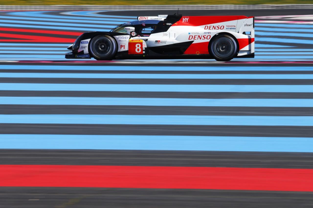 WEC Series, Prologue, Paul Ricard, France 6 - 7 Aprile 2018
