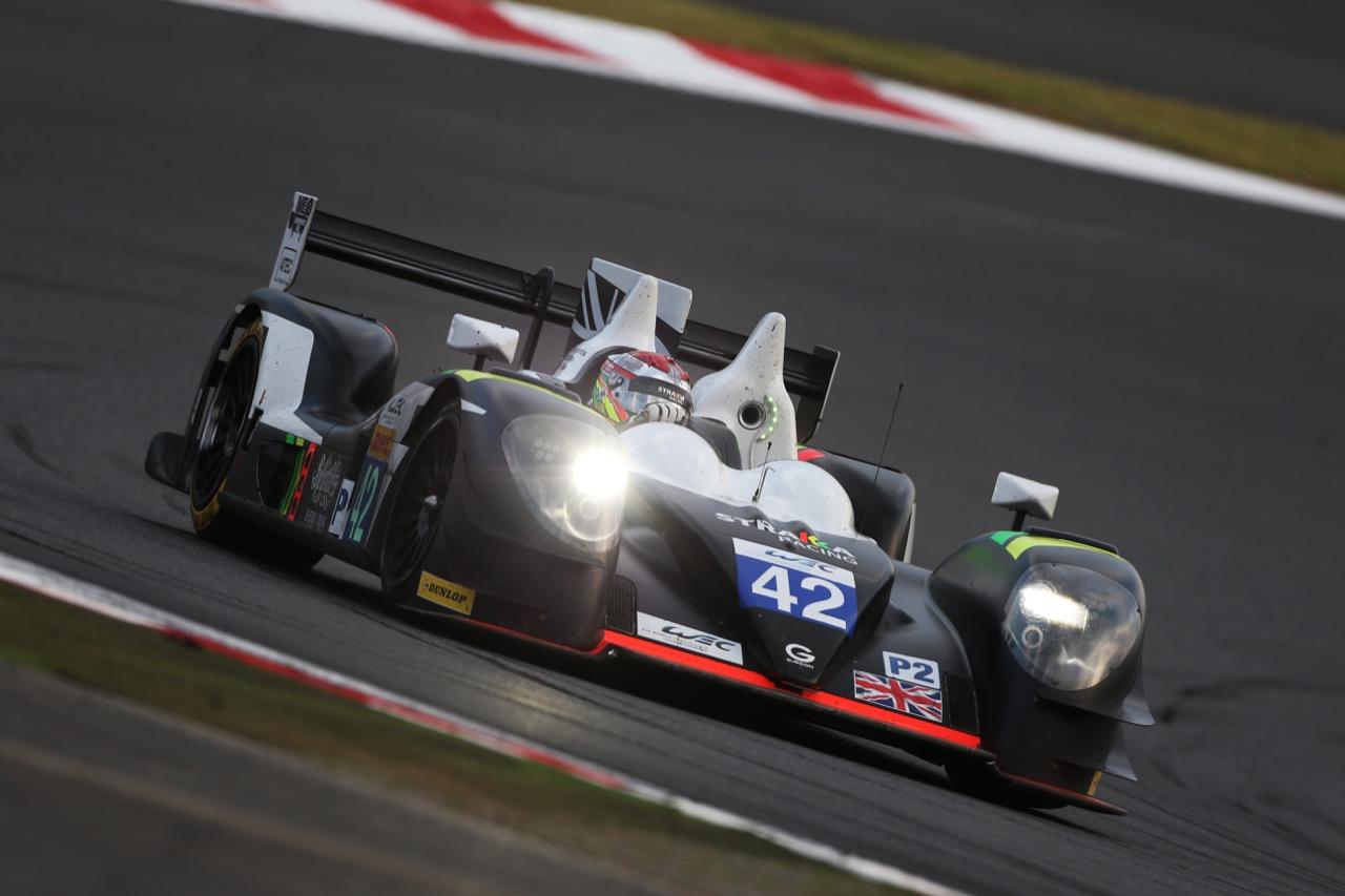 Nick Leventis (GBR) / Danny Watts (GBR) / Jonny Kane (GBR) #42 Strakka Racing Dome S103 - Nissan. 09.10.2015.