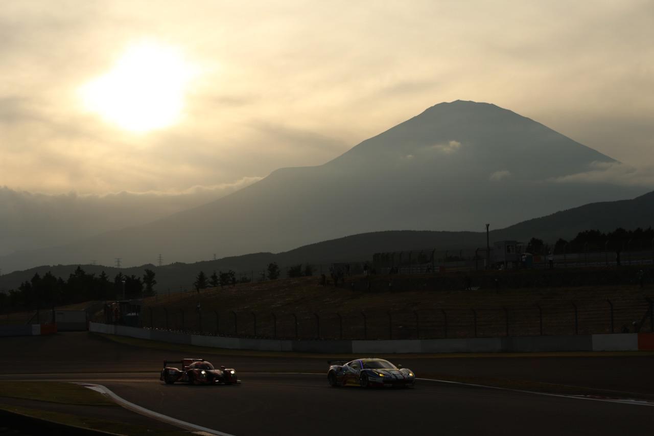 Davide Rigon (FRA) / James Calado (GBR) #71 AF Corse Ferrari F458 Italia. 09.10.2015.