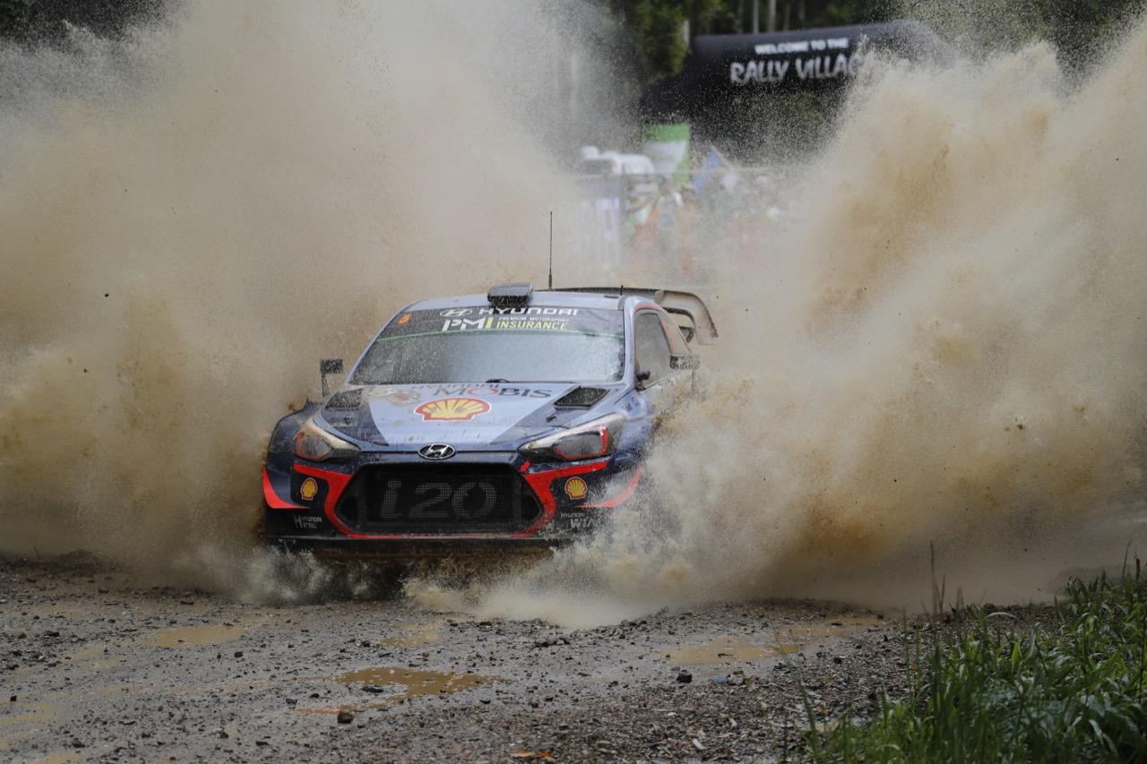WRC Australia 2018 - LIVE