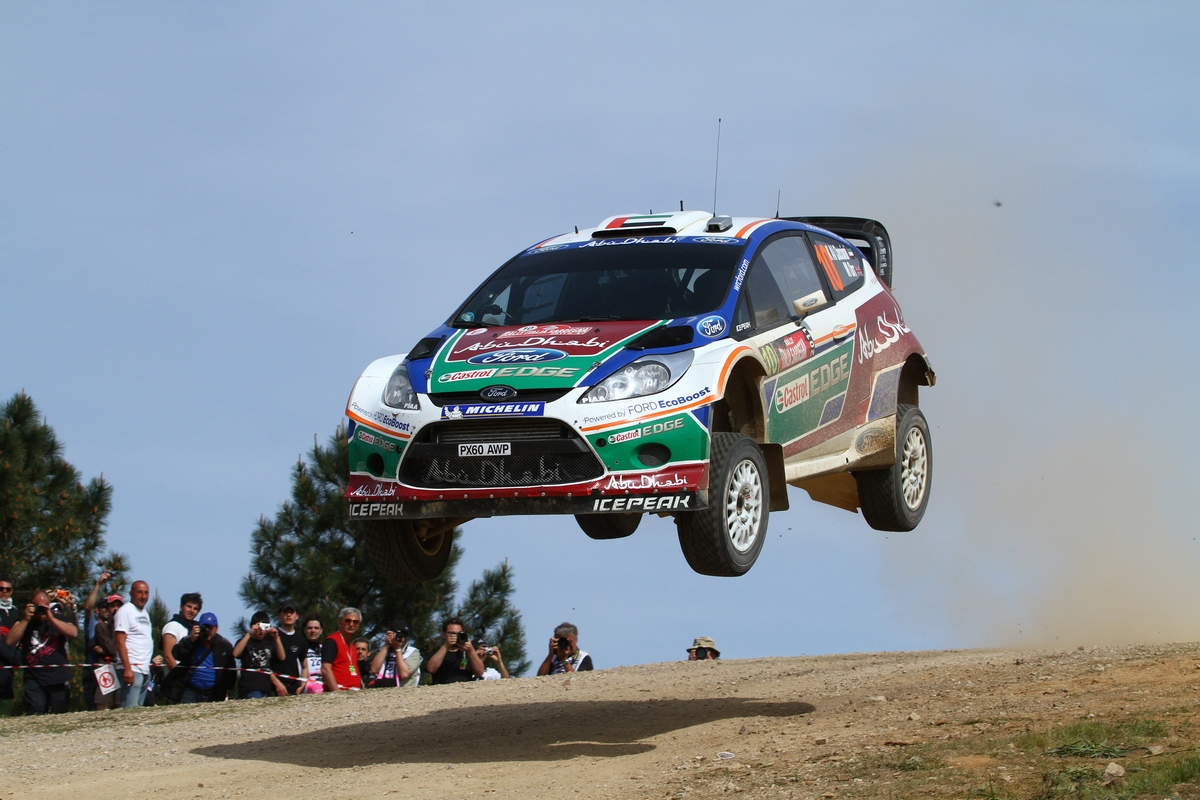 WRC Rally Italia Sardegna - 2011 - Galleria 4