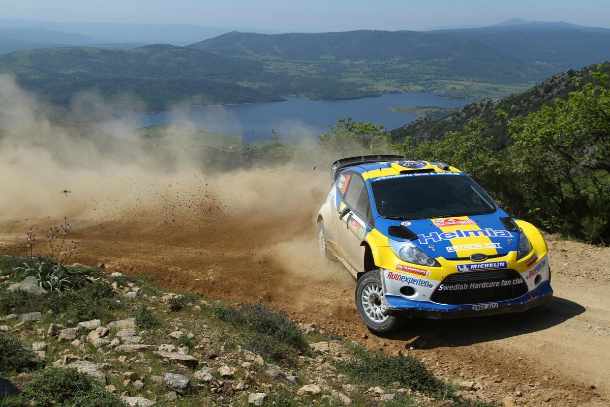 WRC Rally Italia Sardegna - 2011 - Galleria 5
