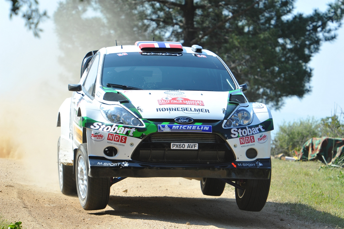WRC Rally Italia Sardegna - 2011