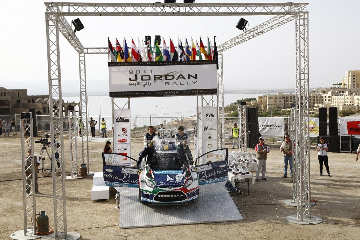 WRC RALLY - Jordan Rally 2011 - Galleria 2