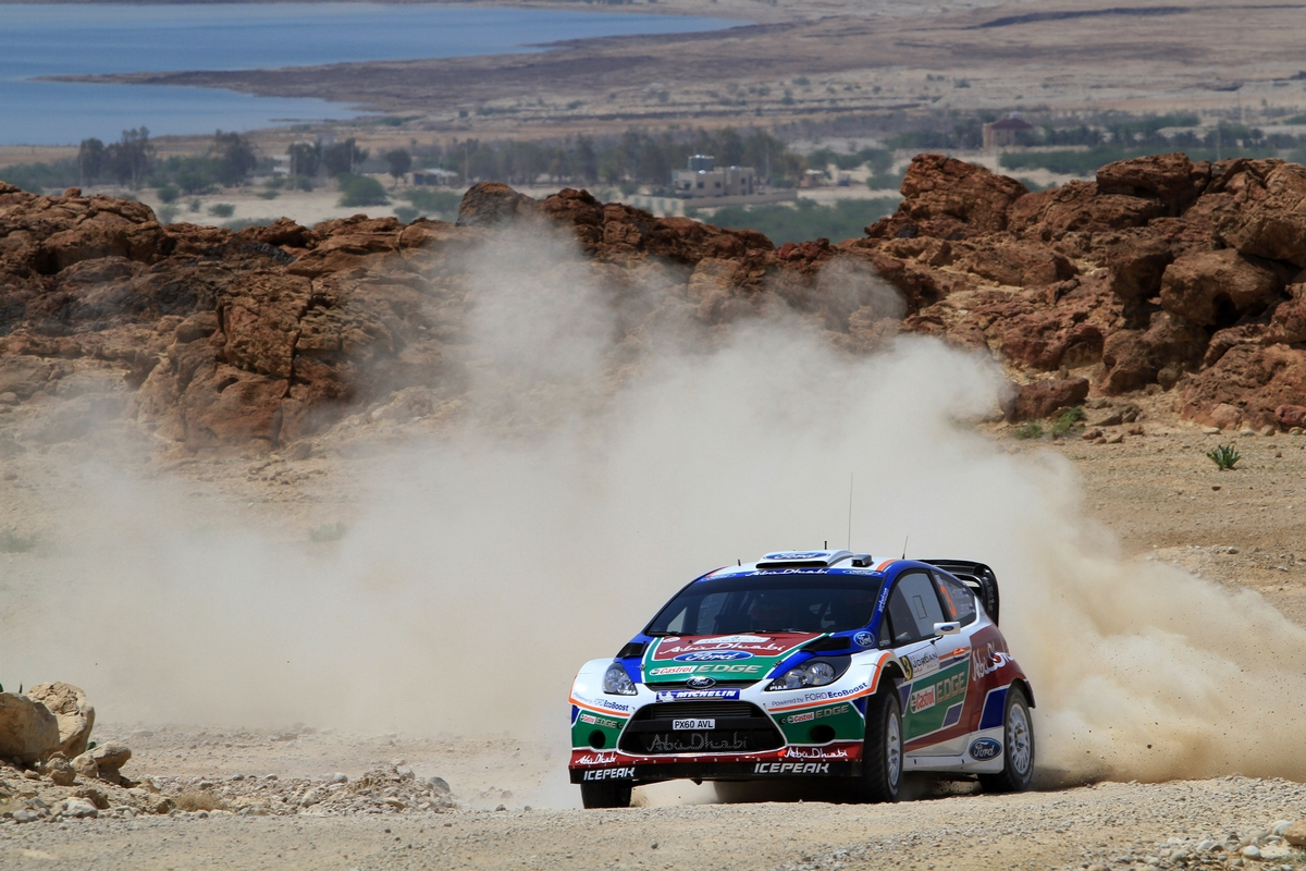 WRC RALLY - Jordan Rally 2011