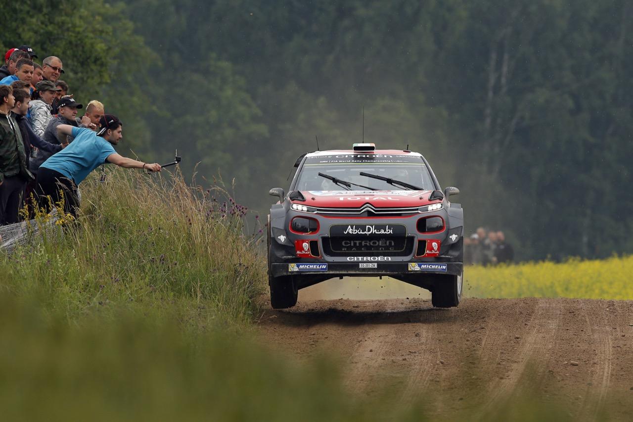 29.06.2017 - Shakedown, Craig Breen (IRL)-Scott Martin (GBR) Citroen C3 WRC, Citroen Total Abu Dhabi WRT