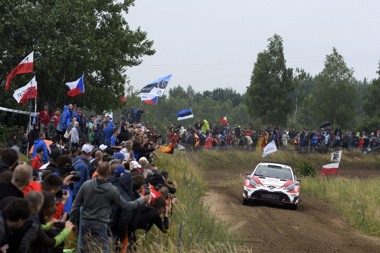 29.06.2017 - Shakedown, Jari-Matti Latvala (FIN)-Miikka Anttila (FIN) Toyota Yaris WRC, Toyota Gazoo Racing WRT
