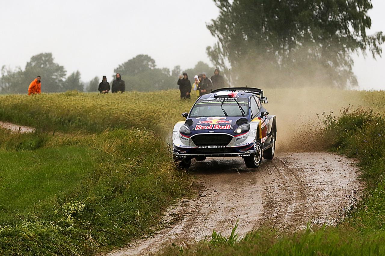 30.06.2017 - Sébastien Ogier (FRA)-Julien Ingrassia (FRA) Ford Fiesta WRC, M‐Sport World Rally Team