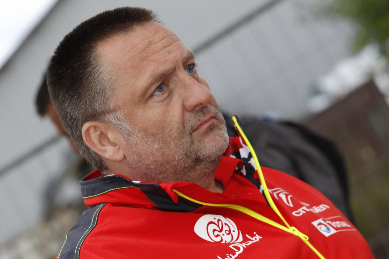 30.06.2017 - Yves Matton (FRA) Managing Director, Citroen Racing