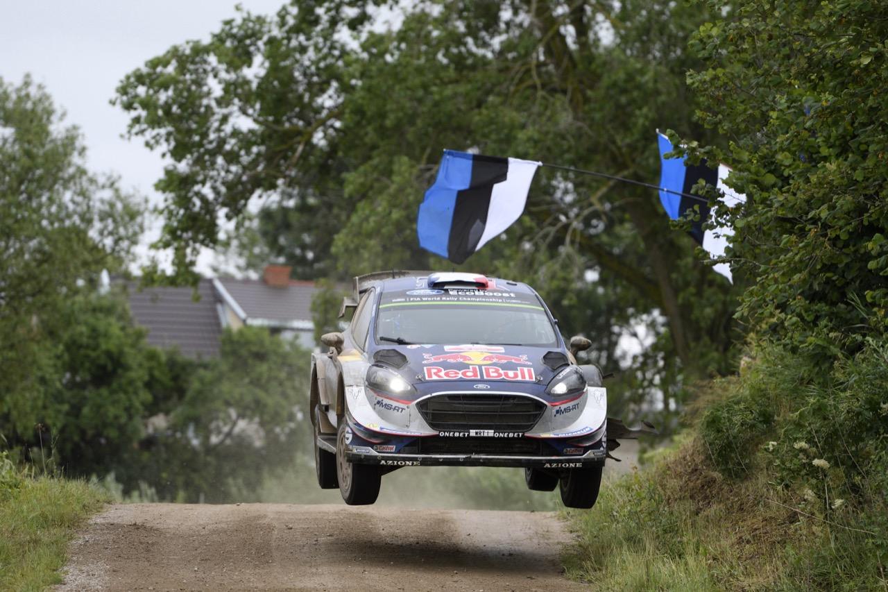 02.07.2017 - Sébastien Ogier (FRA)-Julien Ingrassia (FRA) Ford Fiesta WRC, M‐Sport World Rally Team