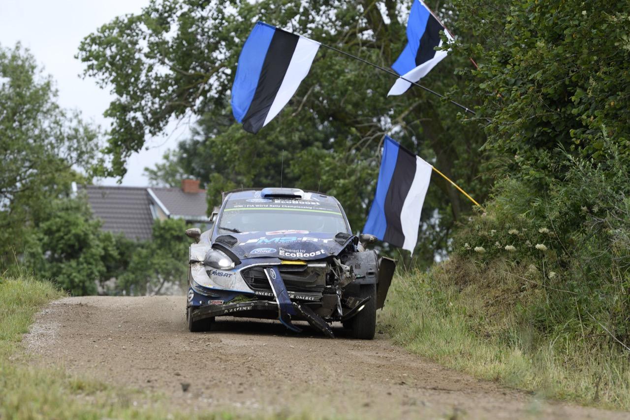 02.07.2017 - Ott Tanak (EAU)-Martin Jarveoja (EST),Ford Fiesta WRC, M‐Sport World Rally Team
