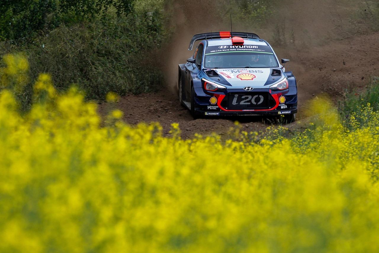 29.06.2017 - Shakedown, Dani Sordo (ESP)-Marc Marti (ESP),Hyundai i2 Coupe WRC, Hyundai Motorsport