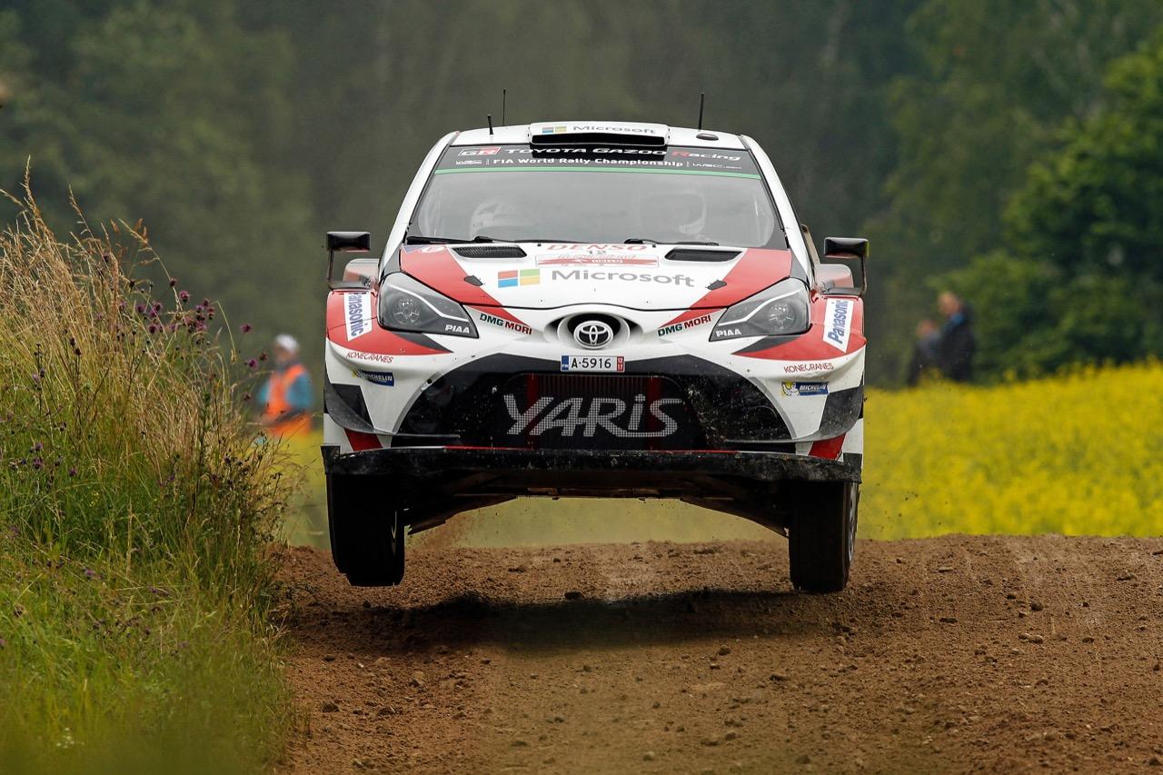 29.06.2017 - Shakedown, Essapeka Lappi (FIN) Janne Ferm (FIN), TOYOTA YARIS WRC, TOYOTA GAZOO RACING WRT